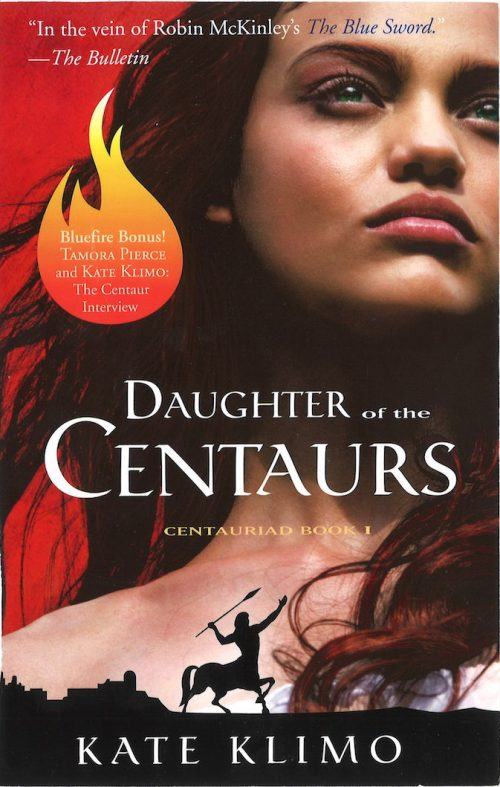 Daughter of the Centaurs by Kate Klimo