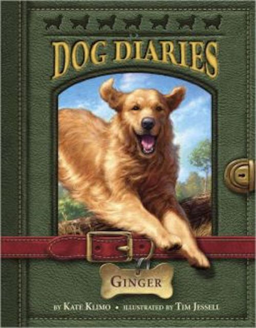 Dog Diaries 1: Ginger - Kate Klimo