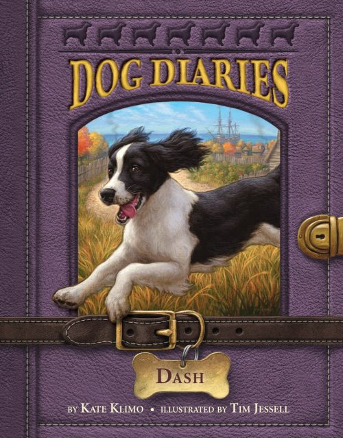 Dog Diaries 5: Dash by Kate Klimo