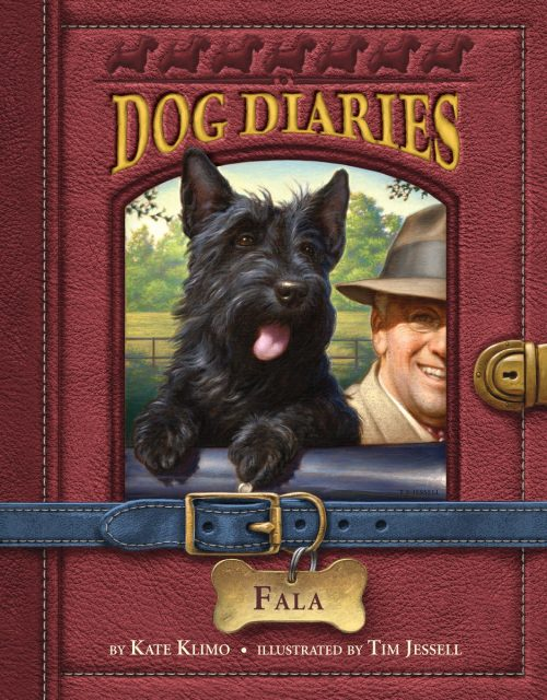 Dog Diaries 8: Fala by Kate Klimo