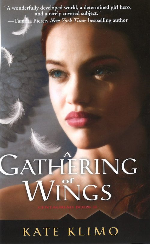 Gathering of Wings Centauriad by Kate Klimo