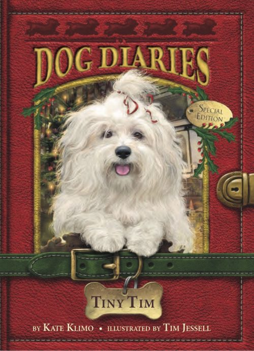 Dog Diaries 11 Tiny Tim by Kate Klimo
