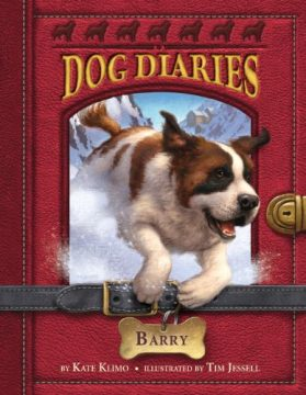 Dog Diaries 3: Barry by Kate Klimo