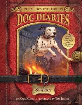 Dog Diaries 9: Sparky by Kate Klimo