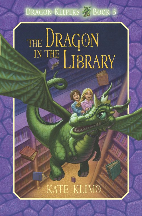 The Dragon in the Library by Kate Klimo