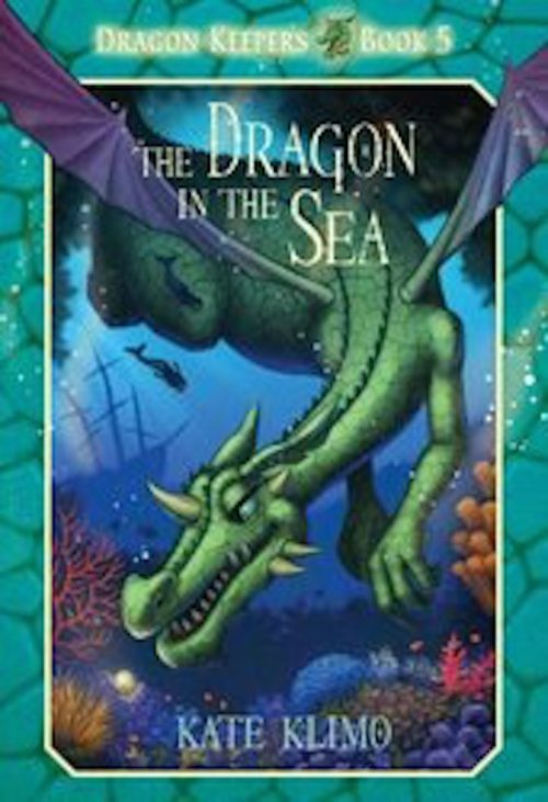 Dragon in the Sea by Kate Klimo