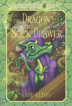 Dragon in the Sock Drawer by Kate Klimo