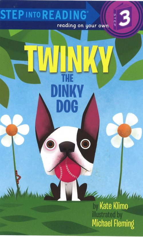Twinkly the Dinky Dog by Kate Klimo